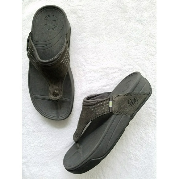 6c096ee897f5a Fitflop Other - FITFLOP MICRO WOBBLE BOARD THONG SANDALS •EUC